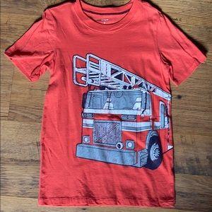 Boys shirt size 7